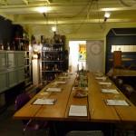 Der neue große Tisch für 14